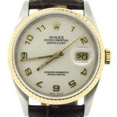 Buy new watches and certified pre-owned watches in excellent condition at Truefacet. Shop Rolex, Hublot, Patek & more luxury watch brands, authentication guaran Pre Owned Watches, Watches For Men, Ayo And Teo, Used Rolex, Luxury Watch Brands, Rolex Datejust, Fashion Watches, Omega Watch, Chronograph