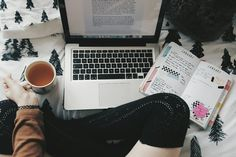 fiercelittlestudyblr:  17.1.16 Super cozy fiction writing this morning! I'm 26'000 words in. Drop me a line if you'd like me to post a little of it! I woke up very early today because the children next door were playing in the snow ☕❄