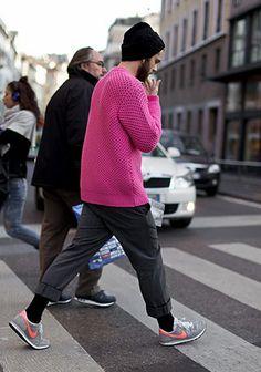 X_tYle // milan streetwear Streetwear, Street Fashion, Mens Fashion, Fashion Trends, Fashion Menswear, Nike Fashion, Milan Fashion, Fashion Details, Fashion Tips