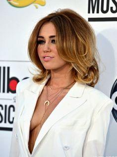 Miley Cyrus at the Billboard Music Awards 2012