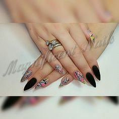 #nails#nails#magnificentnails #arnhem#longnails#stilettos #stilettonails#clawnails #nailart#nailsalon #nailsofinstagram#nailswag #blacknails#glitter#colornails #glitternails#bling#blingnails#designnails# rhinestones# artonnails#beautifulnails#naildesign#artonnails#nailartdesigns#nail#shortnails#nailgel#acrylicnails#nailpaint#
