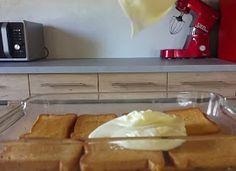 ΜΑΓΕΙΡΙΚΗ ΚΑΙ ΣΥΝΤΑΓΕΣ: Το πιο εύκολο,δροσερό και πεντανόστιμο Γλυκό Ψυγείου!!! Lollipop Bouquet, Sweets Cake, Greek Recipes, Deserts, Dessert Recipes, Chicken, Meat, Food, Essen