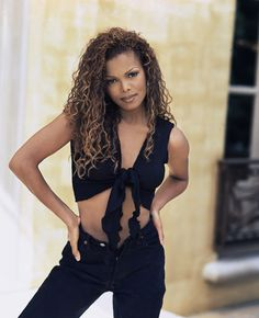 Janet Jackson 90s, Jo Jackson, Jackson Family, Michael Jackson, Janet Jackson Videos, Celine, Janet Jackson Unbreakable, Afro, Estilo Hippie
