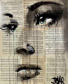 "Saatchi Art Artist Loui Jover; Drawing, ""shore"" #art"