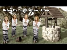 Bring Me Little Water, Silvy - Julie Gaulke a cappella with body percussion - YouTube