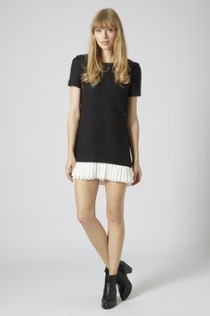 **Pleated Dress by Sister Jane - Topshop