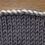 How to Knit Elizabeth Zimmerman's Sewn Bind Off from New Stitch a Day