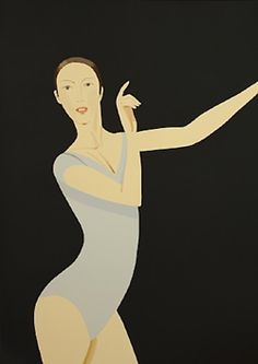 Alex Katz, Sarah, 2011 Silkscreen on paper, 48 x 34 in x cm) Signed. Edition of 66 Pop Art, Alex Katz, Alex Colville, Face The Music, New York School, Arte Pop, American Artists, American Realism, Figure Painting