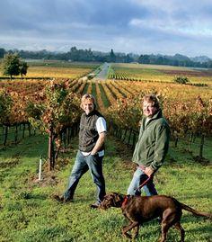 Jeff & Jim Bundschu, Gundlach Bundschu. Sonoma Valley, the birthplace of California wine.