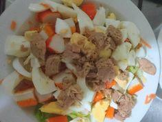 Ensalada de verano (dieta)