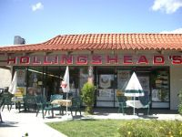 Hollingshead beer bar and deli. This is a place owned by a father and son. They are only open during the week so that is a downer because I would love to go on weekends. A great sandwich, beer selection on tap, and to go bottles. Located in Tustin.