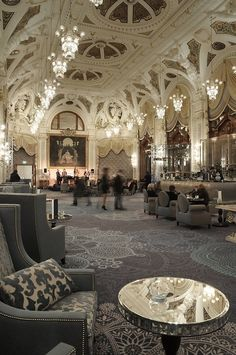 I'm not one for casinos... however, I'd make an exception for the casino at Monte Carlo, Monaco...wowwww