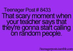 That is very scary!!