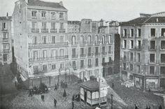 Seguro que has pasado por este lugar de Madrid pero viéndolo en 1911 te costará reconocerlo http://www.secretosdemadrid.es/fotos-antiguas-la-plaza-de-callao/…