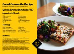 Recipe of the month from Columbus Coffee Riccarton   Columbus Coffee