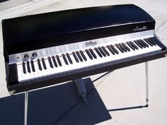 Luxury idea My fender rhodes mark 1 Would need a lot of manuscript to go with it. Electric Piano, Desert Island, Musicals, Music Instruments, Rhodes, Keys, Studio, Luxury, Musical Instruments