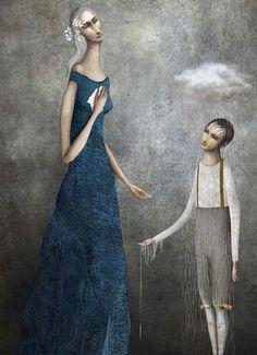 12 poemas de Federico García Lorca ilustrados por Gabriel Pacheco