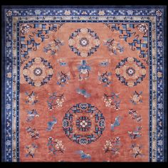 Stock Id 21626 General Rug Type Chinese Specific