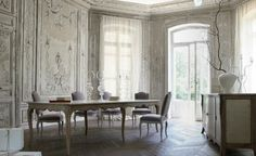 French Country Dining Rooms On Pinterest Dining Rooms Blue And