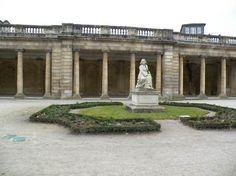 statue de Rosa Bonheur, jardin public  de Bordeaux