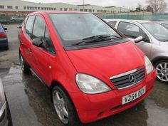 2000 Mercedes A140 #mercedes #onlineauction #johnpyeauctions