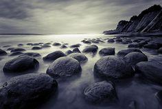 Bowling Ball Beach, California / Jeff Swanson
