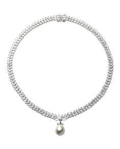 David Tutera Embellish - Diana Necklace - All Dressed Up, Jewelry