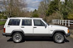 Bid for the chance to own a No Reserve: 1990 Jeep Cherokee at auction with Bring a Trailer, the home of the best vintage and classic cars online. Cherokee Laredo, Jeep Cherokee Xj, Jeep Suvs, Jeeps, Transfer Case, Classic Cars Online, Automatic Transmission, Dream Cars, Goals
