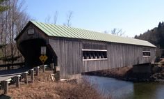 The Bartonsville Covered Bridge is a wooden covered bridge in the village of Bartonsville, in Rockingham, Vermont, United States.