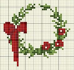 Thrilling Designing Your Own Cross Stitch Embroidery Patterns Ideas. Exhilarating Designing Your Own Cross Stitch Embroidery Patterns Ideas. Cross Stitch Christmas Ornaments, Xmas Cross Stitch, Cross Stitch Cards, Christmas Embroidery, Christmas Cross, Counted Cross Stitch Patterns, Cross Stitch Designs, Cross Stitching, Cross Stitch Embroidery