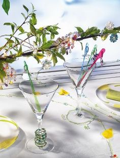 Market Alley Wines has some beautiful glasses for all your table/entertaining needs.