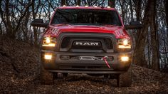 When the everyday just won't cut it, enter Dodge's mighty 2017 Ram Power Wagon. Lowered Trucks, Ram Trucks, Dodge Trucks, Pickup Trucks, Dodge Rams, Dodge Ram Power Wagon, Ram Rebel, Hors Route, Upcoming Cars