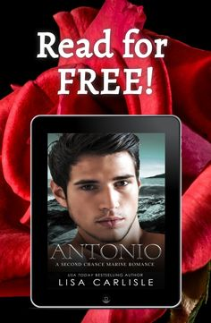 After returning from the Marines, Antonio runs into Lina. Only one problem--she's engaged to another man. Get your FREE copy of Antonio: A Second Chance Marine Romance! Great Books, My Books, Second Chances, Another Man, Bestselling Author, Erotica, Teaser, Marines, Love Story