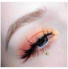 Eye Makeup Art, Natural Eye Makeup, Cute Makeup, Eyebrow Makeup, Pretty Makeup, Eyeshadow Makeup, Eyeshadow Palette, Pink Eyeshadow, Classy Makeup