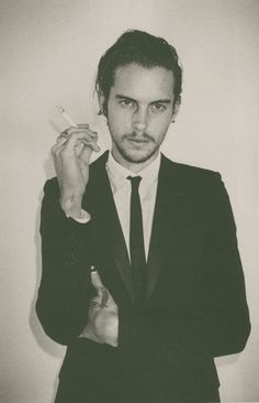 Dylan Rieder- skater super graceful and athletic (also in DKNY 2014)