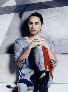 "Jared ""fucKING"" Leto <3"