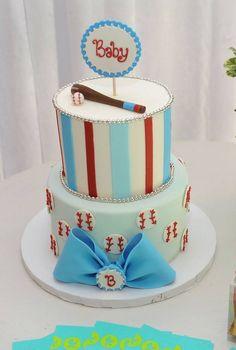 The Cake @ Jamie-Lynn Sigler's Baby Shower!