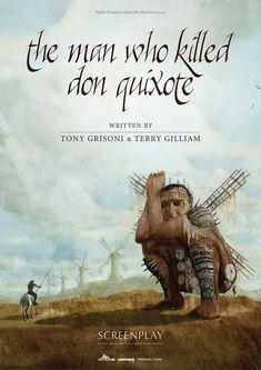 Terry Gilliam The Man who killed Don Quixote 2018