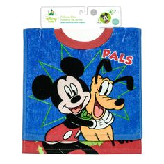 MICKEY MOUSE 2-Pack Pullover Bibs