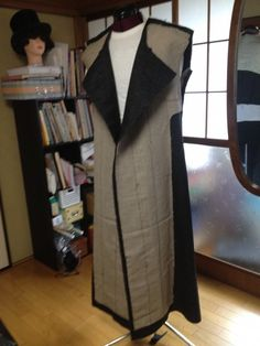 jessamygriffin - The Coat - For real. Plus, John's wardrobe