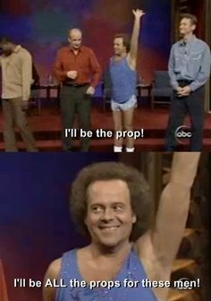 Richard Simmons as a guest star on Whose Line Is It Anyway? R rated and so funny!