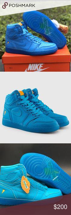 ec5dbced501 Nike Jordan Retro 1 Gatorade Nike. Jordan s High top Retro 1. Gatorade  Limited Edition