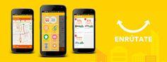 Crean app que optimiza uso de transporte público