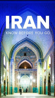 Iran is an incredibl