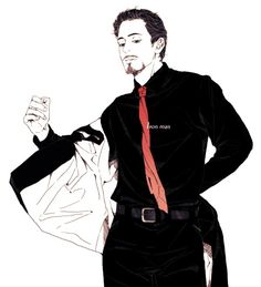 More Tony stark? Credit to the artist ✨ Superfamily Avengers, Stony Avengers, Marvel Avengers, Marvel Comics, Marvel Tony Stark, Marvel Fan, Iron Man Capitan America, Familia Stark, Tony Stank