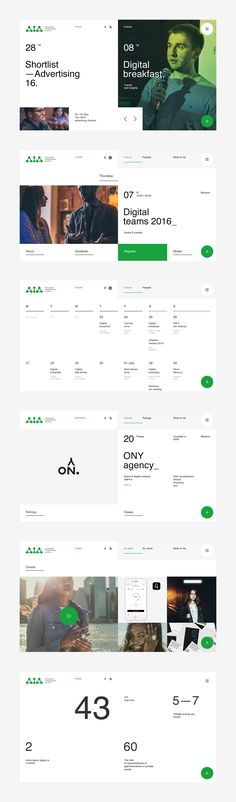 New website for Association of Interactive Agencies in Russia