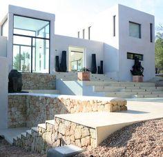 Casa en Ibiza, de Jaime Serra Arquitectos.