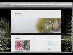 VIDEO AS BACKGROUND OF YOUR WORDPRESS BLOG