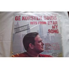 LP Ge Korsten - Hoor my Lied , Hear my Song Vinyl LP in the Afrikaans category was listed for on 30 May at by amazingfindz in Nelspruit Me Me Me Song, Lp, Singing, Memories, Songs, Games, Music, Gaming, Muziek