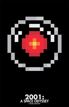 8-bit posters